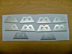 10 NEW PACIFIC HANDY CUTTER PHC sp017 REPLACEMENT BLADES S3/