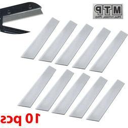 10 pcs 3 7 8 replacement blades