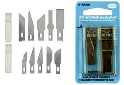 10pc TESTORS Razor Knife Blade Refill Pack Replacement Blade