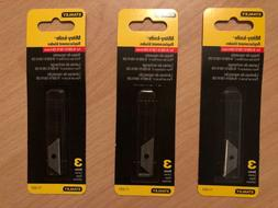STANLEY 11-031 REPLACEMENT BLADES  PER PACK FOR MITEY-KNIFE