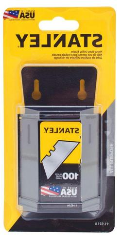 Stanley 11-921 100-Pack 1992 Heavy-Duty Utility Knife Replac