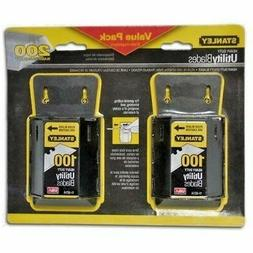 Stanley 94-849 11-921A 2-100 Pack Heavy Duty Utility Blades