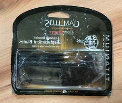 Camillus 18569 TigerSharp Titanium Bonded Skinning Knife Rep