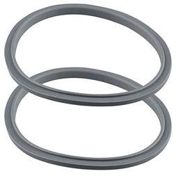 2 Gray Gasket Replacements for NutriBullet 600W 900W Extract