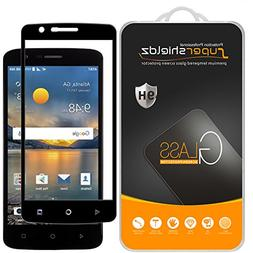 Supershieldz for ZTE Blade Spark Tempered Glass Screen Prot