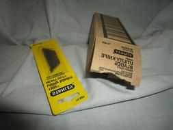2 Cases of Stanley 1992 Heavy-Duty Utility Knife Replacement