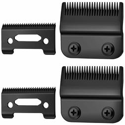 2 Sets Adjustable Hair Clippers Blades 2-Hole Hair Trimmer R