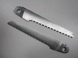 2) Leatherman Super Tool Multi-Tool Replacement Saw Blades N