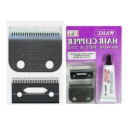 Wahl 2050-500 Replacement Hair Clipper Blade Set & Oil Preci