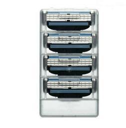 20Pcs Set Men Mach 3 Cartridges Razor Blades Refills Shaving