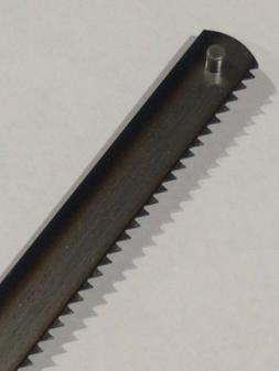 25 replacement hand saw blade hardened tooth