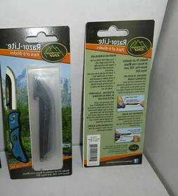 "2X 6-Pack of Outdoor Edge 3.5"" Razor Safe System Replacement"