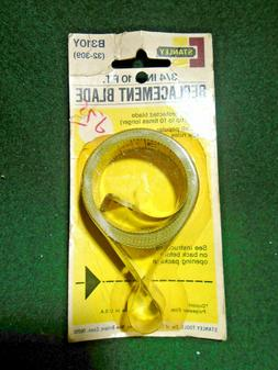 "STANLEY 3/4"" X 10' REPLACEMENT BLADE for TAPE MEASURE"