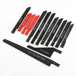 30 Piece Jig Jigsaw Sabre Replacement Saw Blades Saber Metal