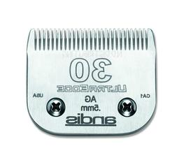 """Andis #30 UltraEdge Clipper Replacement Blade 1/50"""" 0.5 mm"""
