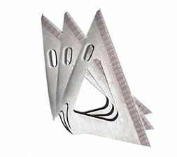 Muzzy 381 Merc Replacement Arrow/Bolt Fixed Broadhead Blades