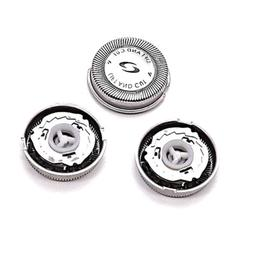 3PC Electric Razor Shaver Heads Electrical Replacement For P