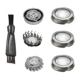 3pcs Replacement Shaver Blades Heads For Norelco Philips HQ3