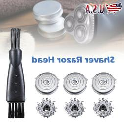 3x HQ9 HQ8240 Shaver Razor Head Blade Cutter Replacement For