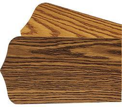 """Quorum 4255650111, Five 42"""" Reversible Dark Oak / Medium Oak"""