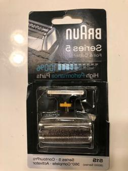 Braun Series 5 Combi 51s Foil And Cutter Replacement Pack !!
