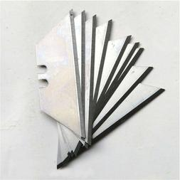 50pcs 100pcs replacement blades for folding utility