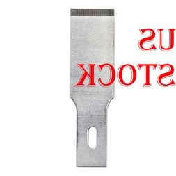 50PCS #18 No.18 Large Wood Chisel Blade for X-ACTO Hobby Kni