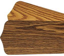 """Quorum 5255650111, Five 52"""" Reversible Dark Oak / Medium Oak"""