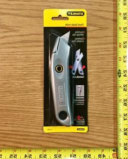 Stanley Consumer Tools 6 Packs Swivel Lock Util Knife
