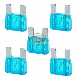 60Amp 60A Large Blade Style Audio Maxi Fuse for Car RV Boat