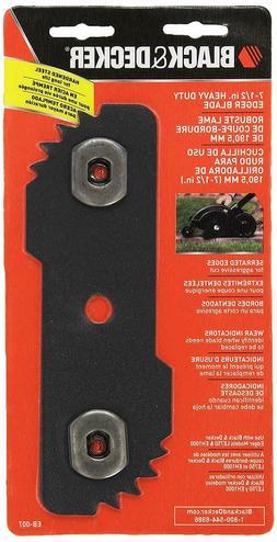 7-1/2-inch BLACK+DECKER EB-007 Edge Hog Heavy-Duty Edger Rep