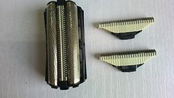 New 2X Cutter Blade + 1X Foil Shaver Foil Screen For Philips
