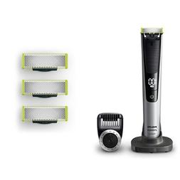 Philips Norelco Oneblade Hybrid Electric Trimmer and Replace