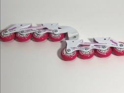 abec 5 racing pink inline skating replacement