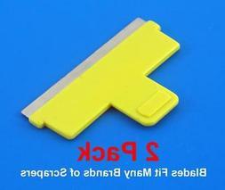 Rena OEM Algae scraper metal replacement blades  Fits Rena a