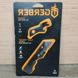 Black Gerber EAB *Limited Edition Utility Knife Moneyclip &
