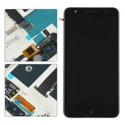 Black For ZTE Blade V7 LCD Screen Display Digitizer Touch Re