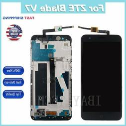 For ZTE Blade V7 LCD Screen Replacement Display Touch Digiti