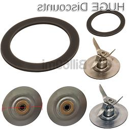 Blendin Cutter Blade and Gasket,Fits Oster and Osterizer Ble