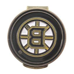 Boston Bruins Hat Clip & Double Sided Golf Ball Marker