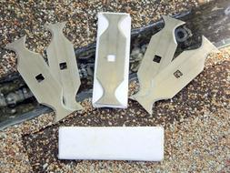 BOWTIE ROOFING BLADE - T-BLADE - 5 Knife Replacement blades