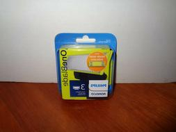 Brand New Genuine Philips Norelco OneBlade Replacement Blade