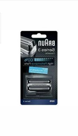 BRAUN 32S Replacement Foil Head Cutter Blades Shaver Razor C