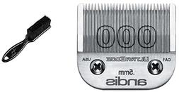 Andis Carbon-Infused Steel UltraEdge Clipper Blade, Size-000