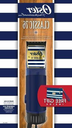 Oster Classic 76 Nautica Clipper w/Free Bag-LIMITED EDITION