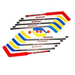 Cosom Junior Hockey Sticks for Floor Hockey and Street Hocke