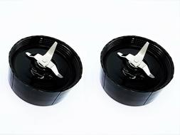 2pcs Cross Blades for Magic Bullet Mixer Cross Blender Juice