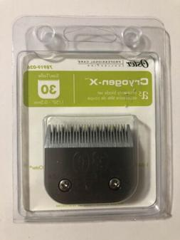 Oster CryogenX Detachable Pet Clipper Blade, Size 30