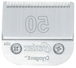 Oster CryogenX Professional Pet Clipper Blade, Size 50