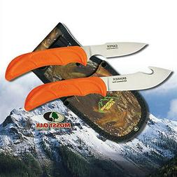 Outdoor Edge WildPair, WR-1C, Skinning and Caping Fixed Blad